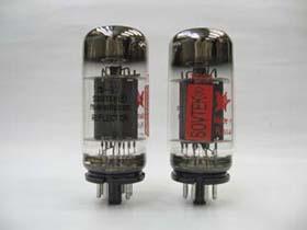 出力管/電力増幅管の写真です。